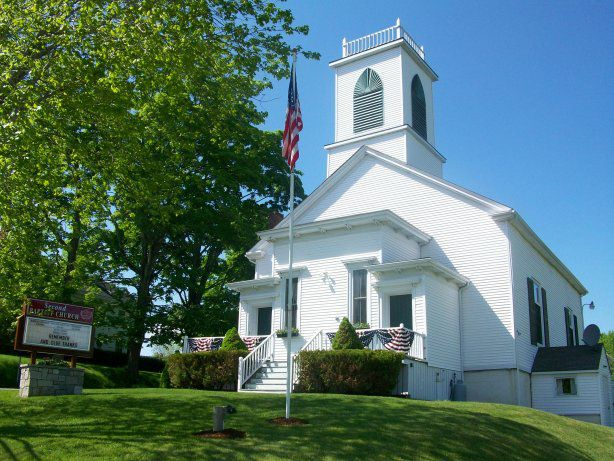 Bowdoinham Second Baptist Church – Bowdoinham Second Baptist